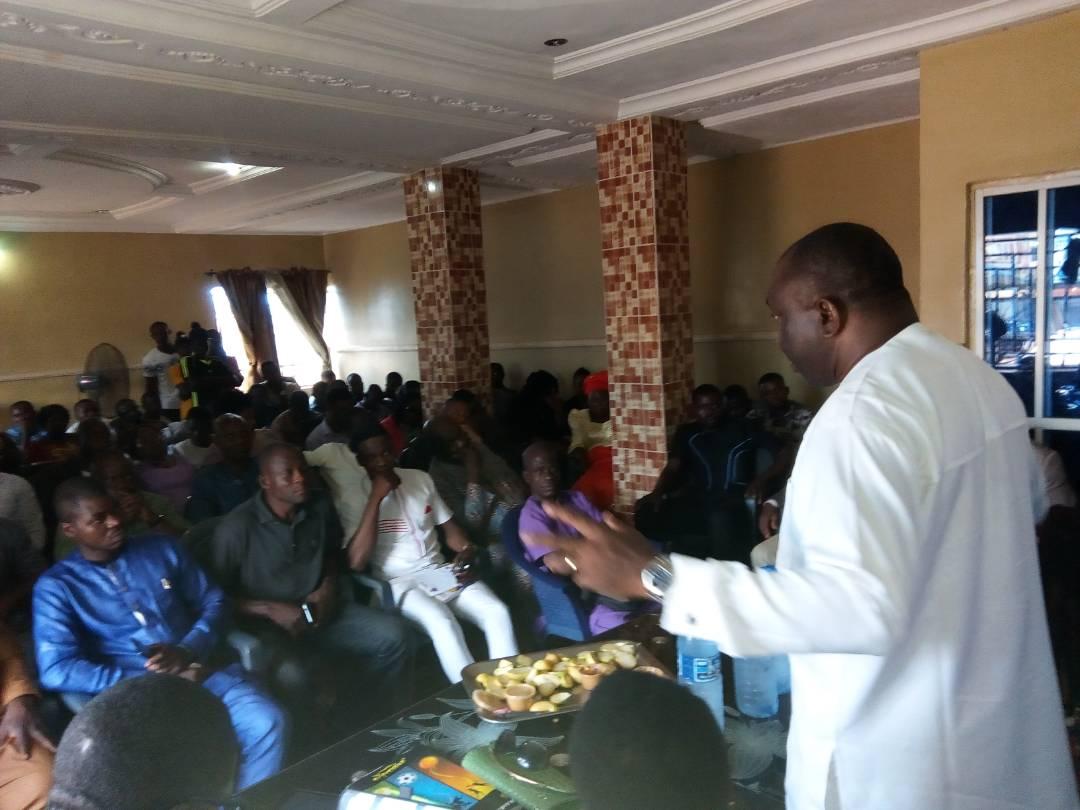 ADC Enugu Meetimg